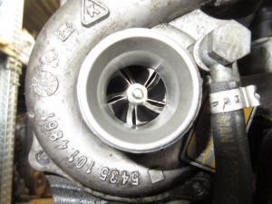 Turbina Toyota  Aygo del 2006 1398cc.   da autodemolizione