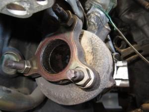 Turbina Nissan  X-Trail del 2005 2184cc.   da autodemolizione