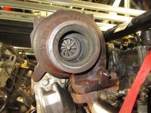 Turbina Fiat  Fiorino del 2012 1248cc. mtj  da autodemolizione