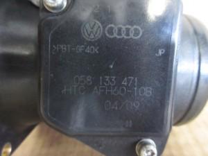 Debimetro Audi  A3 del 1997 1800cc. 20v  da autodemolizione