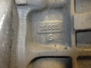 Cambio Da Mitsubishi  Pajero del 1992 2477cc. TD Usato da autodemolizione