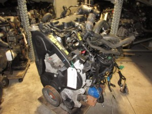 Motore RHS Peugeot  307 del 2004 1997cc. HDI  da autodemolizione