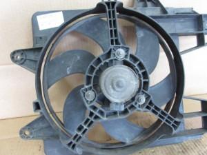 Ventola Radiatore Fiat  Punto del 1997 1100cc.   da autodemolizione