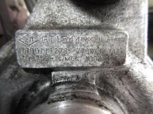 Turbina Volvo  V40 del 2000 1870cc.   da autodemolizione
