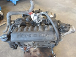 Motore 668940 Mercedes-Benz  A 170 del 2000 1700cc. CDI  da autodemolizione