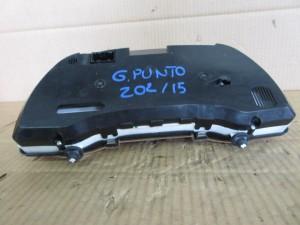 Quadro Strumenti Fiat  Grande Punto del 2008 1242cc.   da autodemolizione