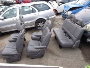 Sedili Chrysler  Voyager  del 1998 da autodemolizione