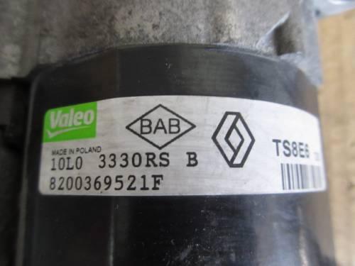 Motorino Avviamento VALEO 8200369521F Renault  Twingo del 2011 1150cc.   da autodemolizione