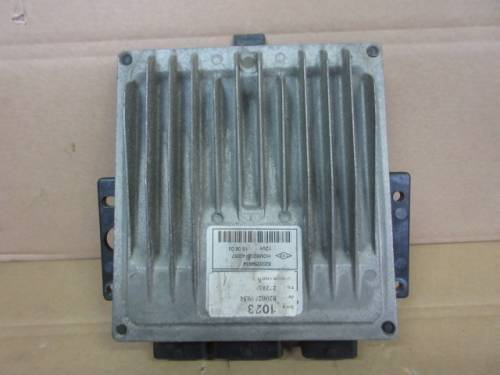 Centralina Motore Renault  Kangoo del 2003 1461cc. DCI  da autodemolizione
