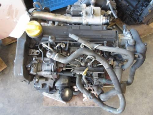 Motore Ford  Fiesta del 2000 1242cc.   da autodemolizione
