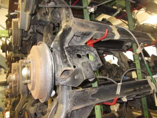 Ponte Posteriore 2N11 5K574 AX Ford  Fusion del 2002 1399cc.   da autodemolizione