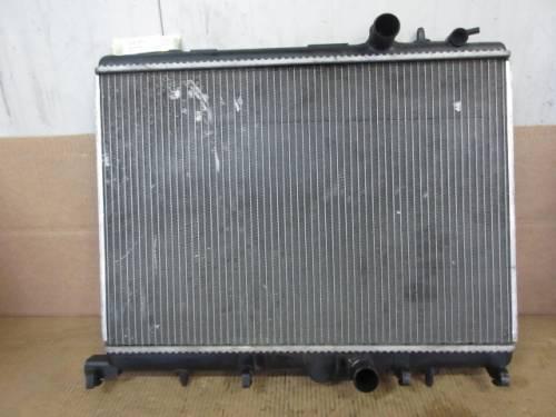 Radiatore Acqua Valeo RA1296 870774ZB 9645157280 Peugeot  206 del 2002 1997cc. HDI  da autodemolizione
