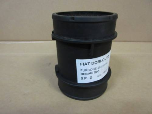 Debimetro Bosch 0281002861 55206756 Fiat  Doblo del 2008 1910cc. JTD  da autodemolizione