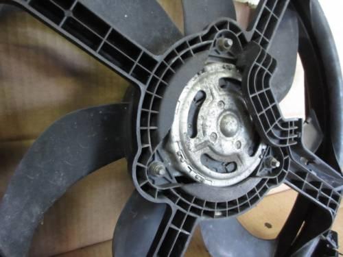 Ventola Radiatore 51805807 Fiat  Qubo del 2009 1248cc. MJD  da autodemolizione