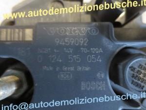 Alternatore BOSCH 0124515054 VOLVO 9459092 Volvo  V70 del 2001 2521cc.   da autodemolizione
