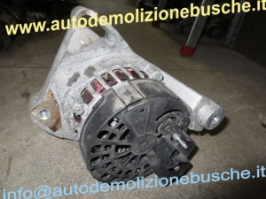 Alternatore denso MS1022118280 51700675 70A Fiat  Panda del 2007 1242cc.   da autodemolizione