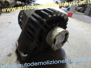 Alternatore MM C132 63321775 85A Fiat  Punto del 2000 1242cc. 8V  da autodemolizione