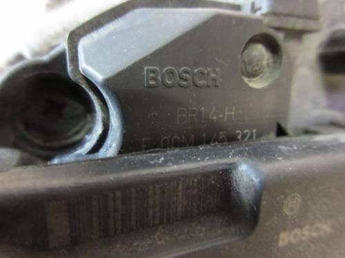 Alternatore Bosch 0124425034 8200323137 14V 120A Renault  Clio del 2006 1390cc.   da autodemolizione