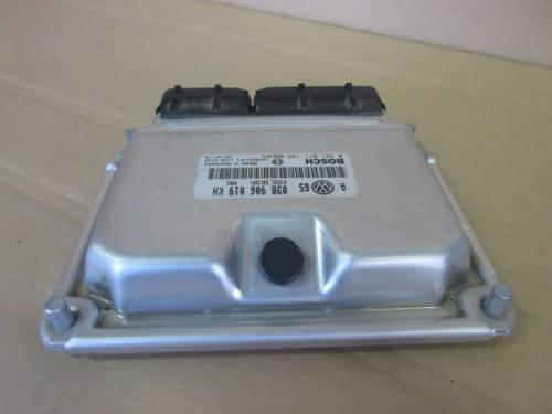 Centralina Motore Bosch 0281011195 038906019 KH Volkswagen  Golf 4 del 2003 1900cc. TDI 100cv  da autodemolizione