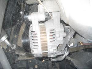 Alternatore Citroen  C2 del 2006 1124cc.   da autodemolizione