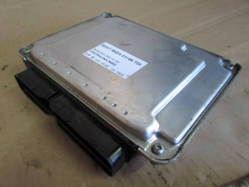 Centralina Motore Bosch 0281011244 045906019 BG Seat  Ibiza del 2005 1422cc. TDI  da autodemolizione