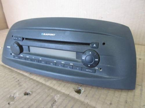 autoradio blaupunkt gmbh 7645348316 7353885600 fiat punto del 2006 1242cc punto 3 da. Black Bedroom Furniture Sets. Home Design Ideas