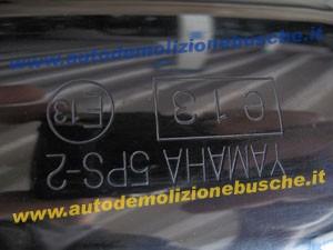 YAMAHA  TDM 900 DEL 2002 897cc.