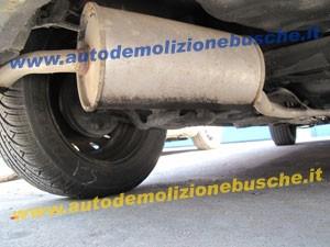 LANCIA  Y DEL 1998 1108cc.