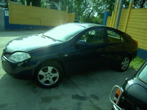 NISSAN  Primera DEL 2004 1870cc. 1870 88kw