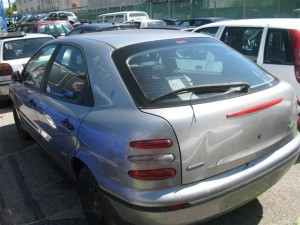 FIAT  Brava DEL 1996 1581cc.