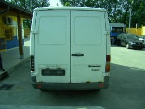 MERCEDES-BENZ  Sprinter DEL 2000 2148cc. 313 CDI
