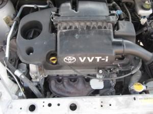 TOYOTA  Yaris DEL 2005 1298cc.