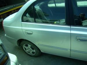HYUNDAI  Accent DEL 2001 1341cc.