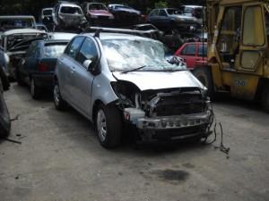 TOYOTA  Yaris DEL 2008 1298cc. 1.3