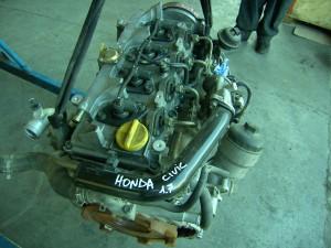 HONDA  Civic DEL 2005 1700cc. TD