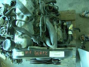 HYUNDAI  H-1 DEL 2005 2400cc.