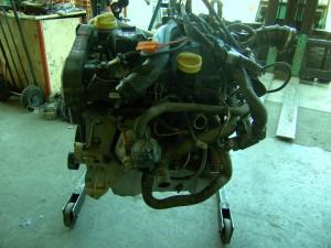 RENAULT  Modus DEL 2008 1500cc. DCI