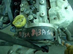 LANCIA  MUSA DEL 2006 1300cc. 16v
