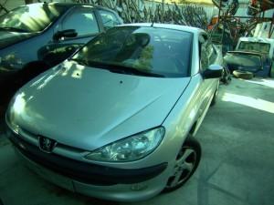 PEUGEOT  206 DEL 2002 1600cc. 16 V