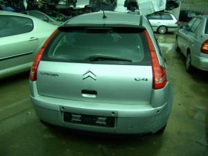 CITROEN  C4 DEL 2007 1600cc. 16v    HDI