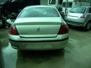 PEUGEOT  407 DEL 2004 1997cc.