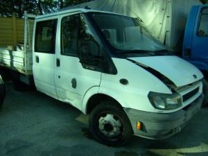 FORD  Transit DEL 2005 2400cc. TDCI