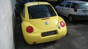 VOLKSWAGEN  New Beetle DEL 2001 1595cc. VW 99CSCAYDX01 SGFM52J061