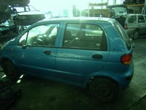 DAEWOO  Matiz DEL 1998 796cc. F8CV