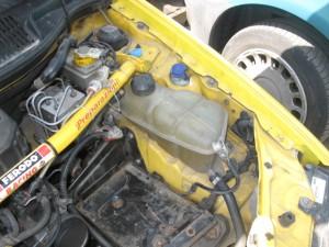 FIAT  Punto DEL 1998 1400cc. GT Turbo