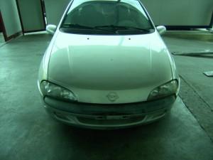 OPEL  Tigra DEL 1998 1598cc.