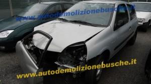 RENAULT  Clio DEL 2001 1461cc.