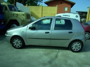 FIAT  Punto DEL 2000 1242cc. SX