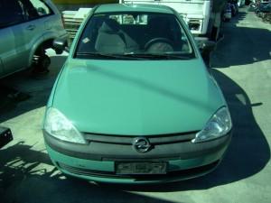 OPEL  Corsa DEL 2000 1000cc.