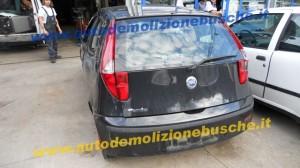 FIAT  Punto DEL 2005 1242cc.